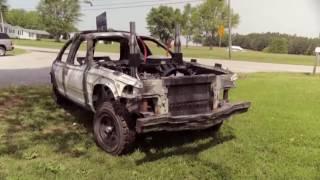 Download Family Sport - Logan Duvall's Demolition Derby Car Video