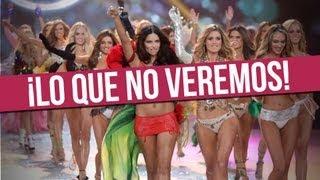 Download ¡Victoria's Secret Fashion Show Lo Que NO Veremos! Video