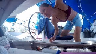Download Two Afloat Sailing, Ep 7 - We Explode? Video