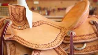 Download Saddle Making | Burns Saddlery Custom Saddles | Horse Saddle | BurnsSaddlery Video
