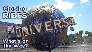 Download More Rides Closing at Universal Studios Florida and What's Replacing Them - ParksNews Video