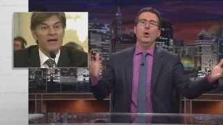 Download Dr. Oz and Nutritional Supplements: Last Week Tonight with John Oliver (HBO) Video