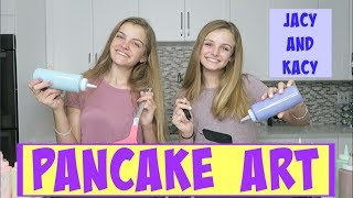 Download Pancake Art Challenge ~ Jacy and Kacy Video