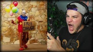 Download CREEPY CLOWN ENCOUNTERS - Reaction Video