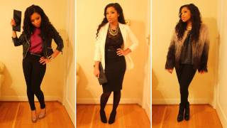 Download LOOKBOOK | New Year's Eve Outfit Ideas Video