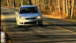 Download 2006 Suzuki Aerio Test Drive Video