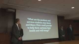 Download Innovation Scholars Presentation: ″Optimizing Student Health and Well-being″ Video