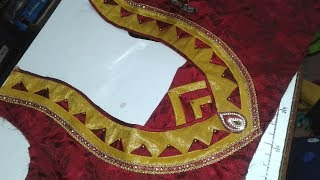 Download easy blouse designe cutting and stitching at home 2017 Video