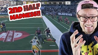 Download THE SECOND HALF OF THIS GAME WAS ABSOLUTELY NUTS!! BACK AND FORTH UNTIL THE END!! Madden 18 RTE Video