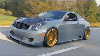 Download 2JZ SWAP INFINITI G35 REVIEW - The Perfect Japanese Combination Video