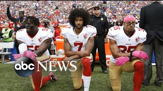 Download NFL address anthem protests with new policy announced Video