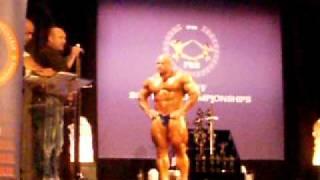 Download Branch Warren @ UKBFF scottish championships 2011 Video