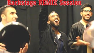 Download AMAZING BACKSTAGE PERFORMANCE WITH MY BROTHERS Faisal Salah & Muslim Belal FROM THE UK Video