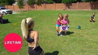 Download Little Women: Dallas - Caylea and Tiffani Fight at Boot Camp (Season 1, Episode 3) | Lifetime Video