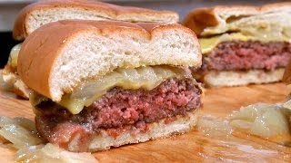 Download Making Butter Burgers at America's Test Kitchen! Video