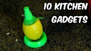 Download 10 Kitchen Gadgets Test Part 2 Video