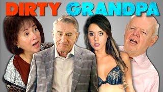 Download ELDERS REACT TO DIRTY GRANDPA Video