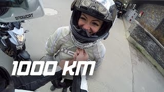 Download SHE RODE 1000 KM TO SEE ME! (600 MILES) Video
