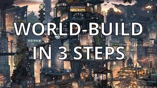 Download 3 Easy Steps for World Building Video