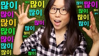 Download How to say A LOT in Korean (KWOW #204) Video