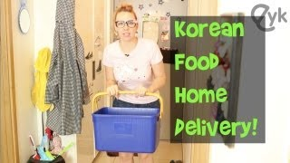 Download Korean Food Delivery Video