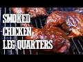 Download How To Smoke Chicken Leg Quarters Video