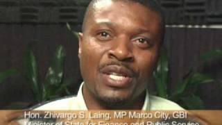 Download Hon Zhivargo Laing Explains The Bahamas Parliamentary system of Government Video