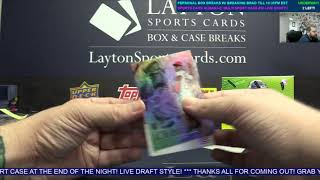Download 2018 Chronicles MLB & 18 Absolute Football 2 Box Break for Tim H Video
