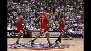 Download 1998 NBA總決賽第六戰 (灌籃高手主題曲&片尾曲配樂) 1998 NBA Finals Game 6 (Slam Dunk BGM) Video