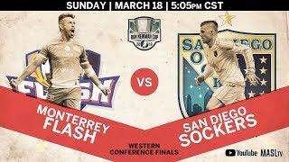 Download Monterrey Flash vs San Diego Sockers Video