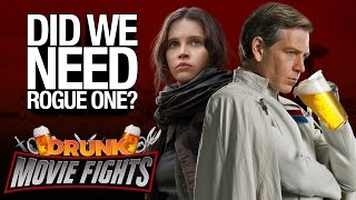 Download Rogue One: Did We Need It!? - DRUNK MOVIE FIGHTS!! Video