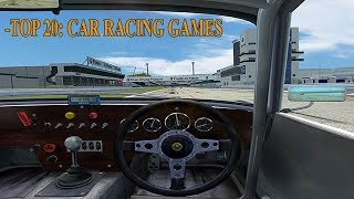 Download Top 20 Car Driving Games Video