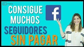Download Cómo tener muchos seguidores en Facebook gratis Video