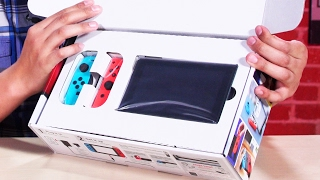 Download Nintendo Switch Unboxing Video