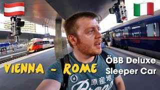 Download Vienna to Rome by train: ÖBB's Nightjet Sleeper (Deluxe) Video