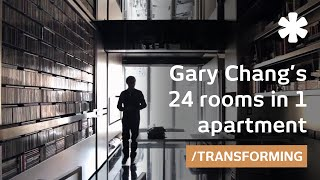 Download Extreme transformer home in Hong Kong: Gary Chang's 24 rooms in 1 Video