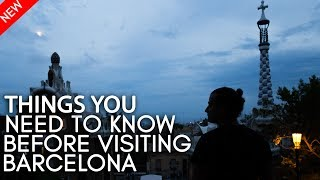 Download Things you need to know before visiting Barcelona Video