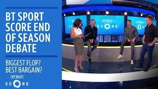 Download End-of-season Premier League awards | Biggest flop? Bargain? One to watch? Video