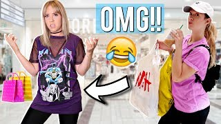 Download Sister Buys My Outfits for Me! Shopping Challenge | Ashley Nichole + Alisha Marie! Video