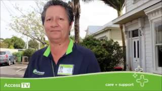 Download A day in the life of Access Support Worker Robyn Video