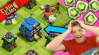 Download ***OMG WE GOT TH12!!!*** ▶️ Clash of Clans ◀️ SPENDING $$$ ON MY FAVORITE NEW STUFF Video