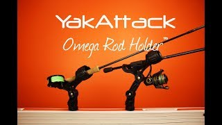 Download YakAttack Omega Rod Holder™ and LockNLoad™ Mounting System Overview - Luther Cifers Video