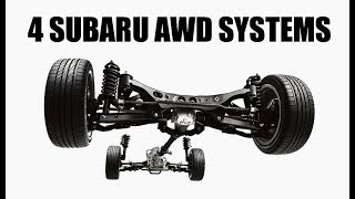 Download How Every Single Modern Subaru AWD System Works Video