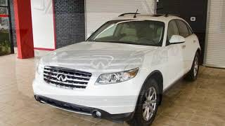 Download 2008 Infiniti FX for sale in FORT MYERS, FL Video