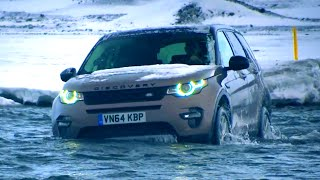 Download Pushing The Discovery Sport To The Limit - Fifth Gear Video
