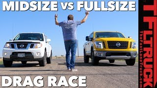 Download Compared: Frontier vs Titan - Watch This Before You Buy a Nissan Truck - Titan Trials Ep.4 Video