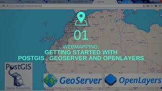 Download GETTING STARTED WITH POSTGIS , GEOSERVER AND OPENLAYERS Video