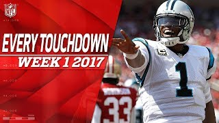 Download Every Touchdown from Week 1 | 2017 NFL Highlights Video