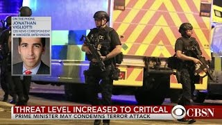Download Threat level increased to critical Video