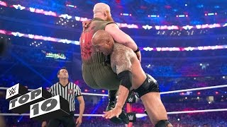Download Fastest one-on-one matches - WWE Top 10 Video